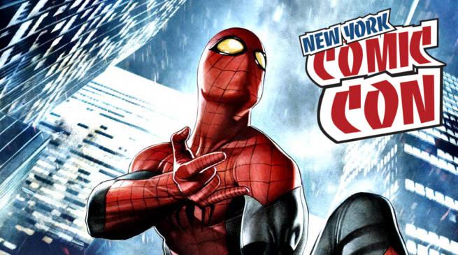 Spider-Man NYCC 2016 Panel Marvel