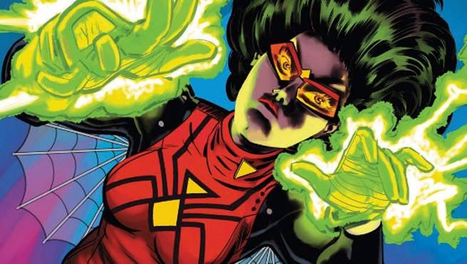 SpiderWoman 12 Header