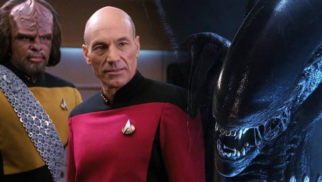 Star Trek Aliens