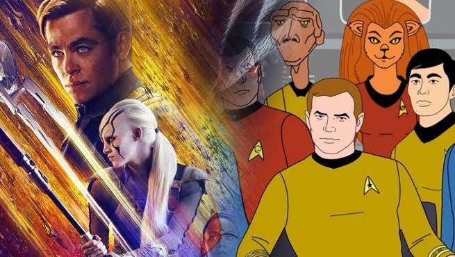 Star Trek Beyond Animated Series