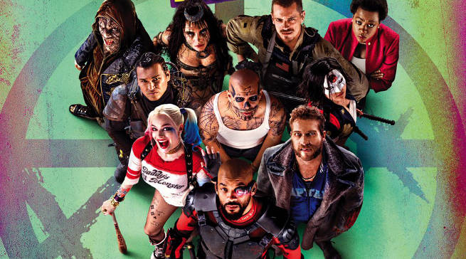 Suicide Squad Extended Cut 13 mintues of new footage Blu-ray