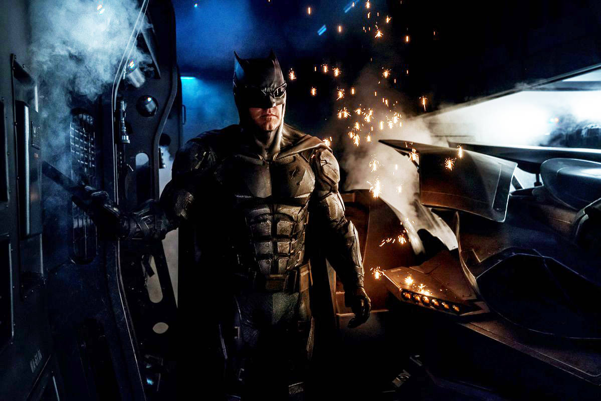 Tactical Batsuit