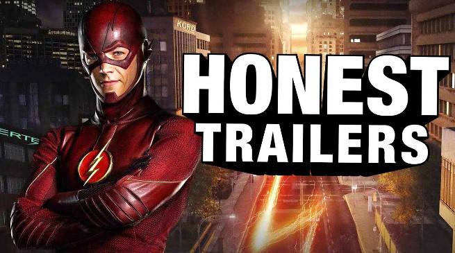 The Flash Honest Trailer Season 3 Premiere
