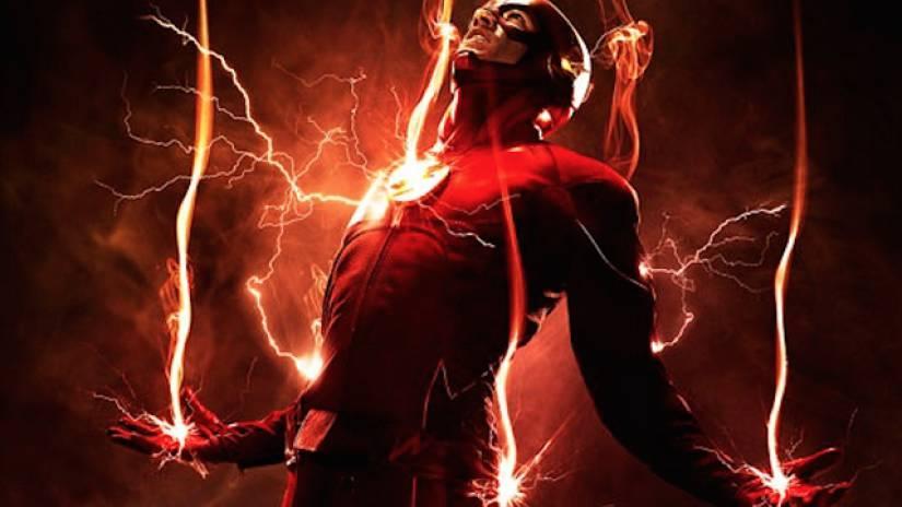 The Flash Season 3 Giant Monster Episode