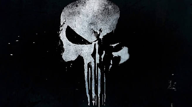 The Punisher Netflix Series Logo (Fan-Made)