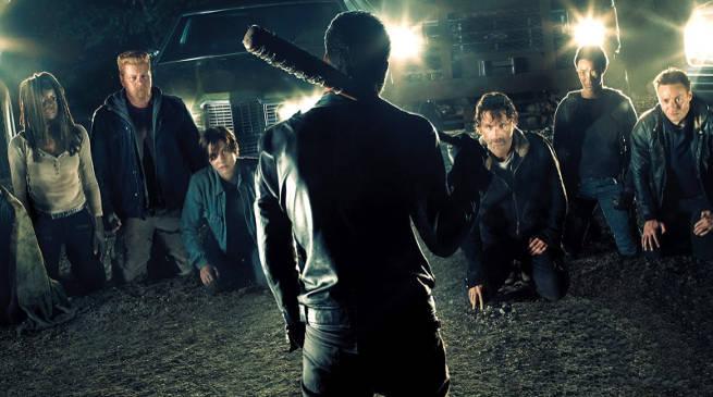 The Walking Dead Season 7 Negan Kills Farewell Fans Fallen Abraham