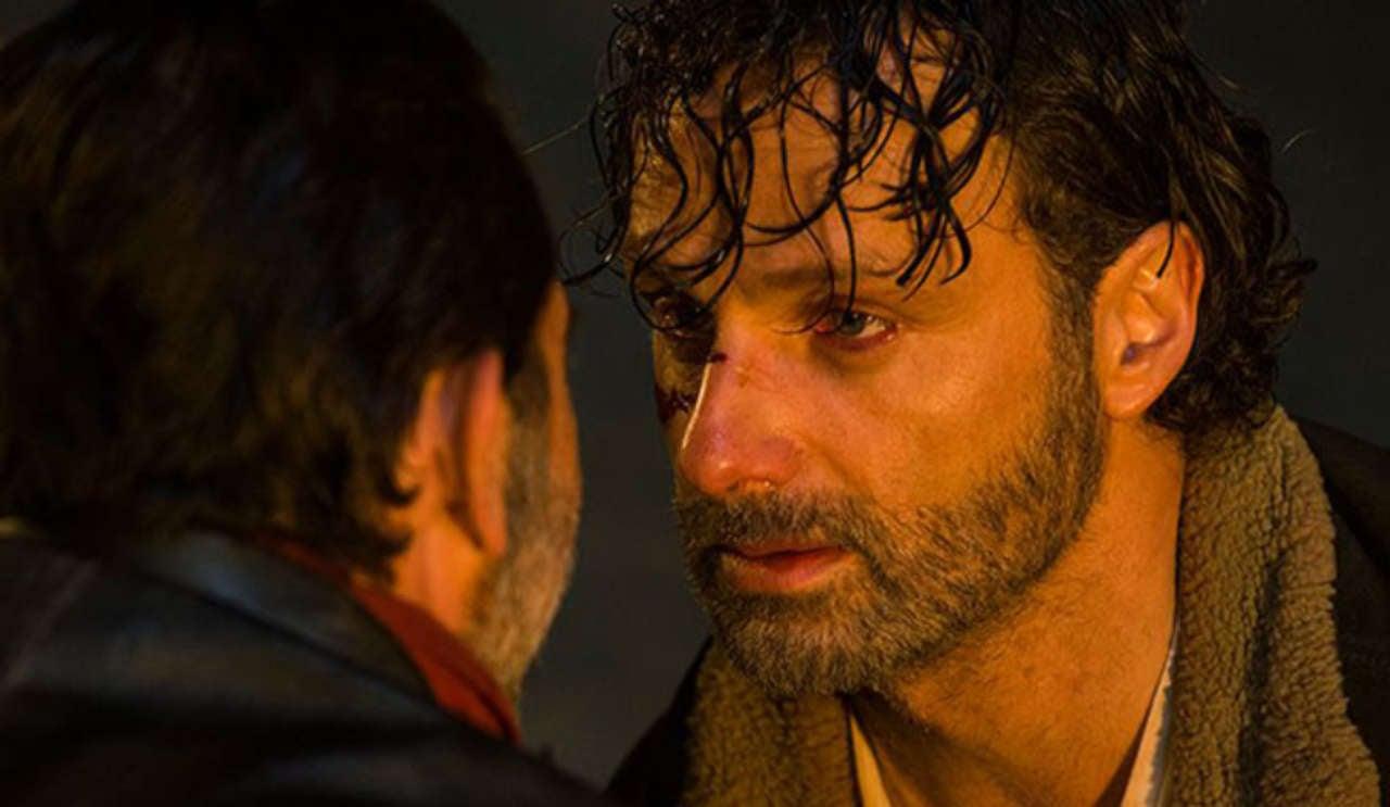 The Walking Dead: Negan's Torture of Rick Goes Beyond the Kills