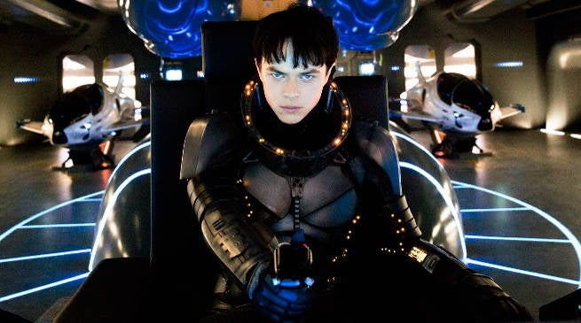 Valerian Movie Visual Effects ILM and Weta