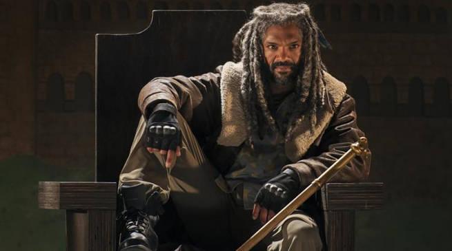 Walking Dead Season 7x02 promo preview Ezekiel