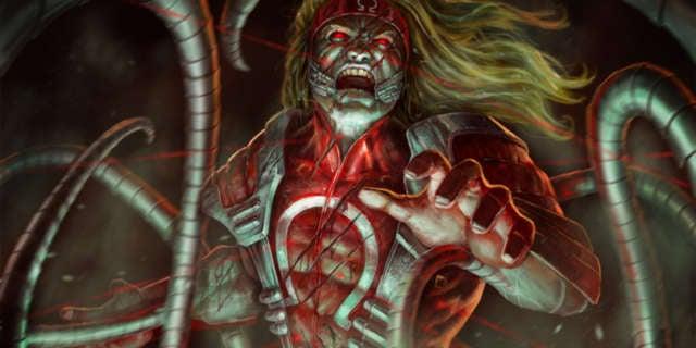 Wolverine 3 Logan Trailer Omega Red
