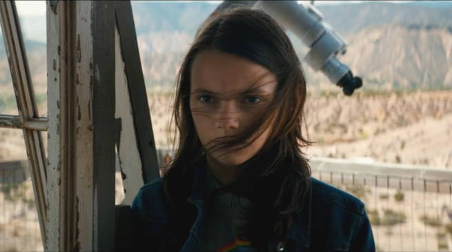 Wolverine 3 Logan - X-23 Laura Kinney
