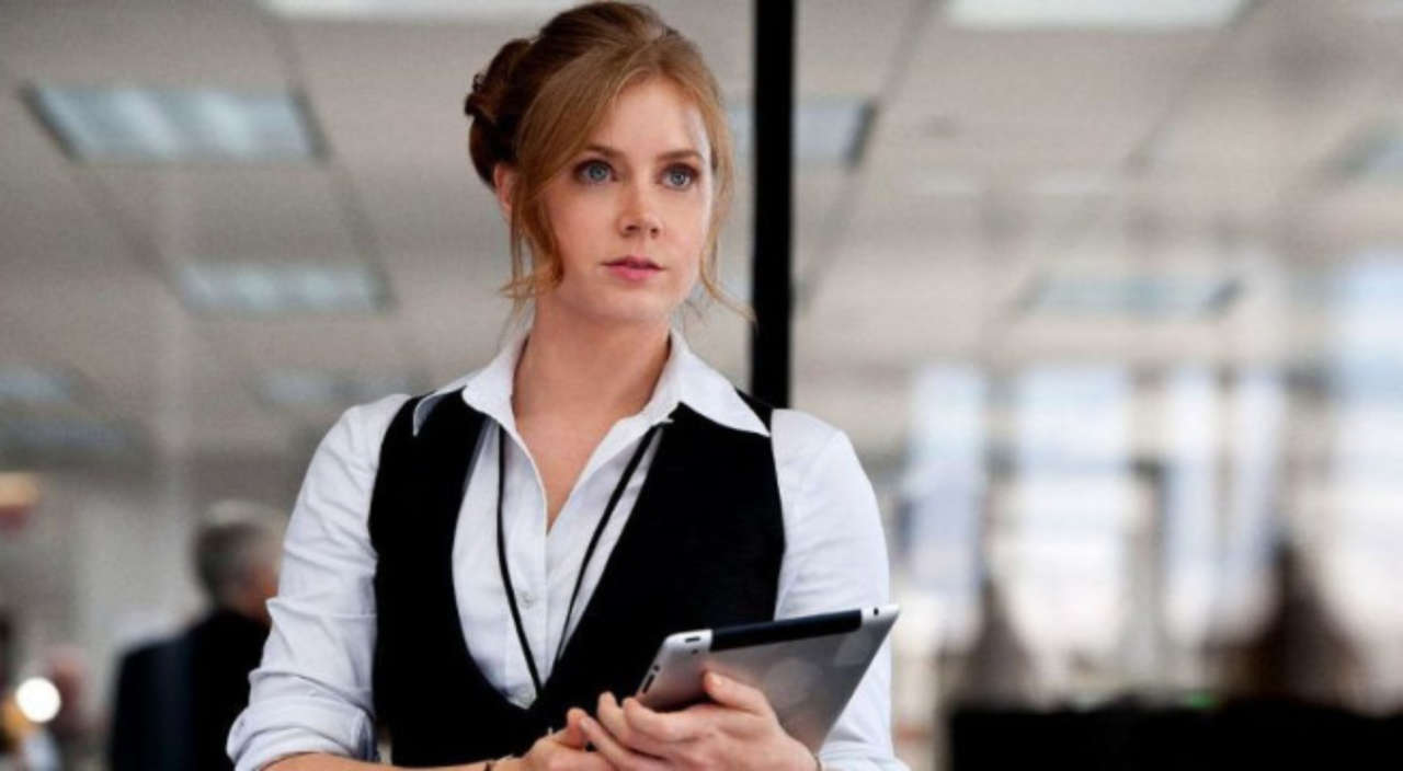 Amy Adams Hot amy adams says playing lois lane is tricky