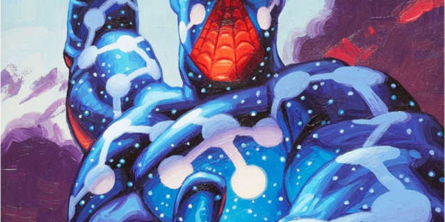 Avengers Infinity War Costumes - Cosmic Spider-Man