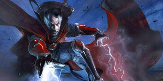 Avengers Infinity War Costumes - Doctor Strange Armor