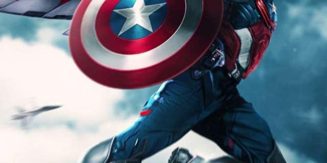 Avengers Infinity War Costumes - Falcon Captain America Costume