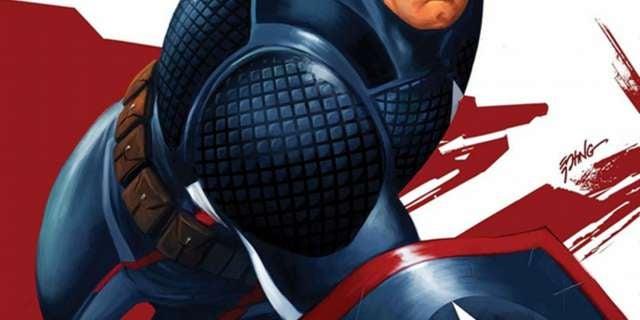 Avengers Infinity War Costumes - Steve Rogers Captain America