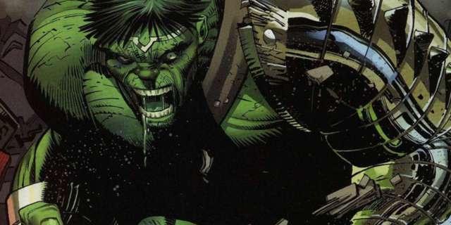 Avengers Infinity War Costumes - World War Hulk Armor