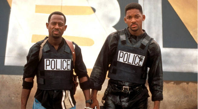 'Bad Boys 3': Martin Lawrence Confirms Return With New Will Smith Photo