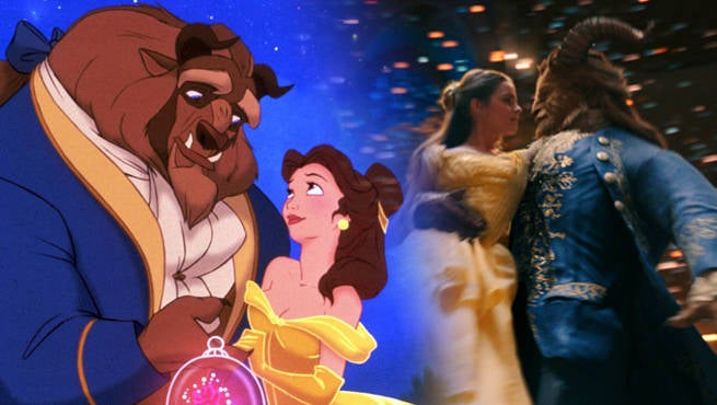 Beauty And The Beast Film Animated