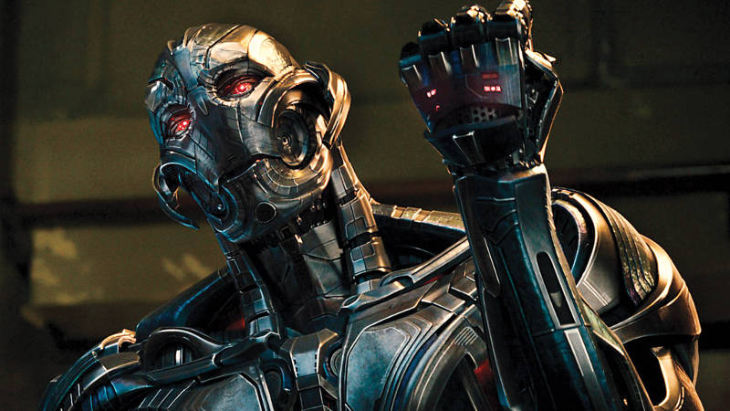 Best Marvel Cinematic Universe Movie Villains - Ultron