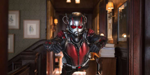 Best Marvel Cinematic Universe Movies - Ant Man
