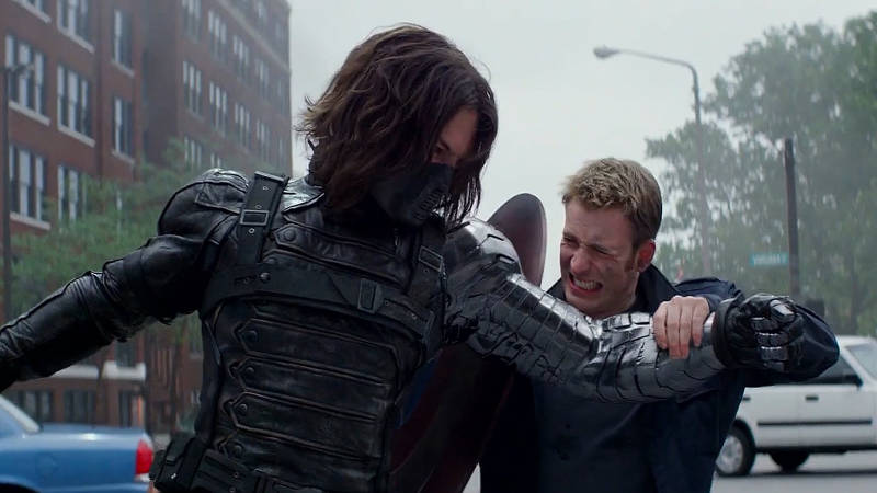 Best Marvel Cinematic Universe Movies - Captain America The Winter Soldier