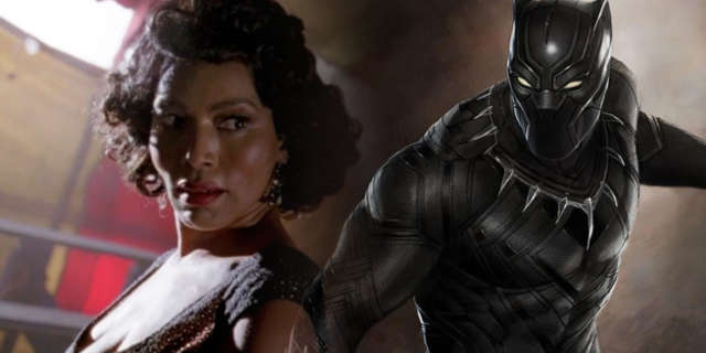 Black Panther Cast Angela Bassett