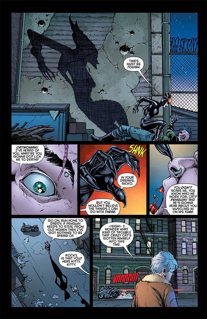 Catwoman EN 1 2