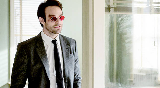 Charlie Cox Practically Blinded Himself While Filming Daredevil