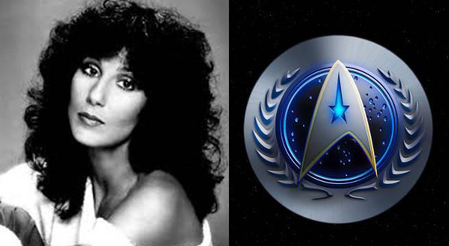 Cher Star Trek
