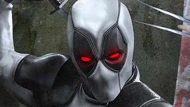 Deadpool XForce BossLogic