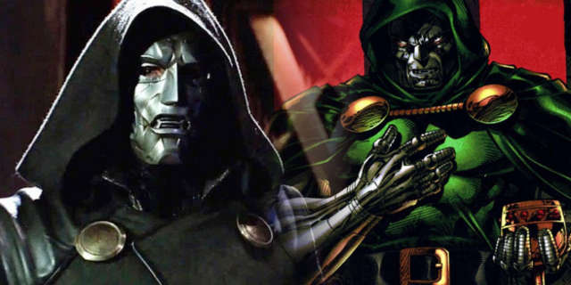 'Avengers: Endgame' Director Reveals The Take On Doctor Doom He Wants To See In The MCU