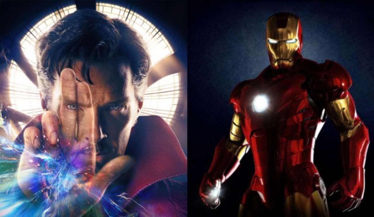 Iron Man Single szybkie randki toulouse 45 ans