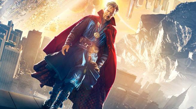 Doctor Strange NYC Battle Scene Clip