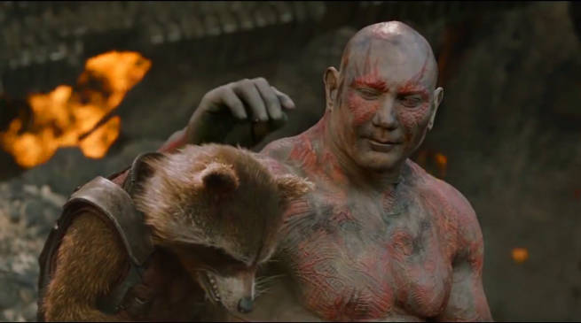 Drax the Destroyer Best Lines Guardians of the Galaxy 2