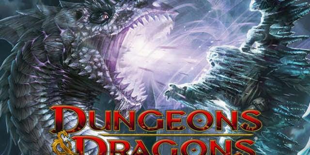 Dungeons Dragons Header