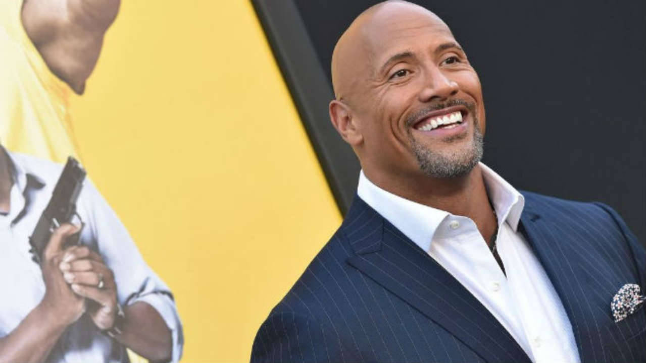 Dwayne 'The Rock' Johnson Shares Behind the Scenes Photo From 'Fast and Furious' Spinoff Movie 'Hobbs and Shaw'