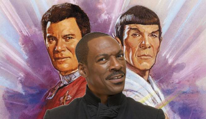 Eddie Murphy's Lost Role In Star Trek IV Revealed