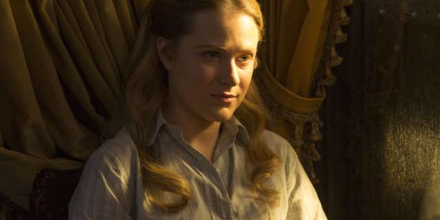 Evan Rachel Wood as Dolores - credit John P Johnson HBO