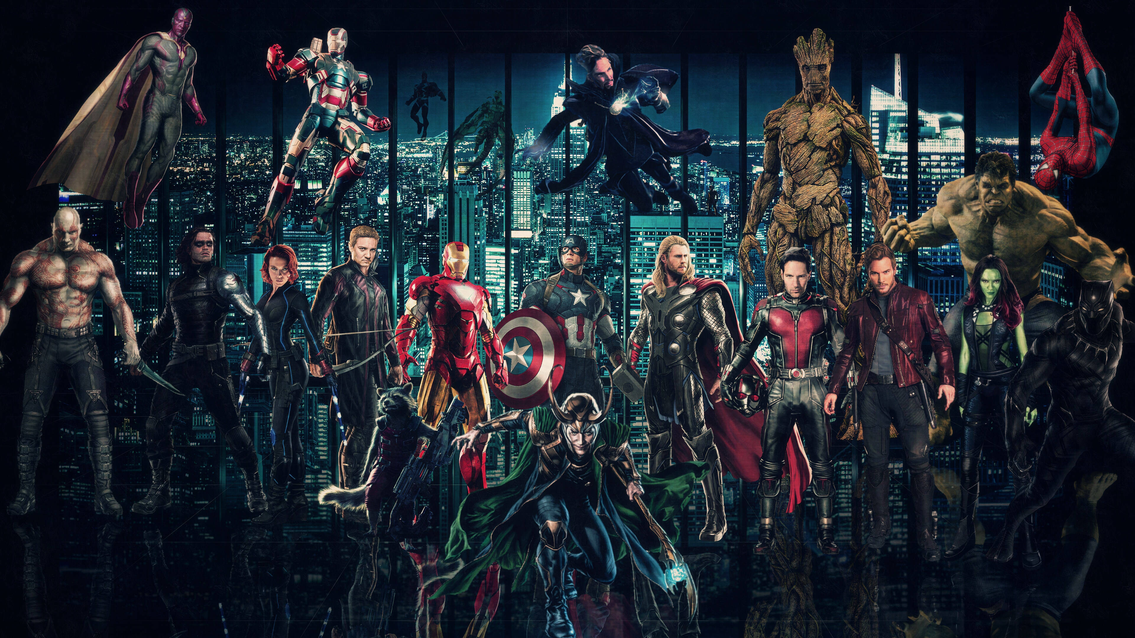 Every Marvel Cinematic Universe Movie Ranked Best Worst