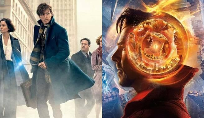 Fantastic Beasts Doctor Strange