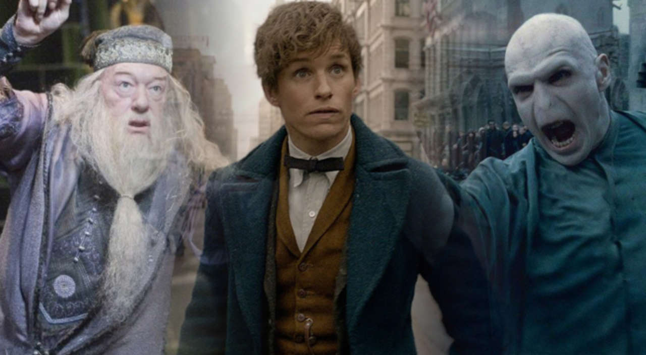 Image result for fantastic beasts