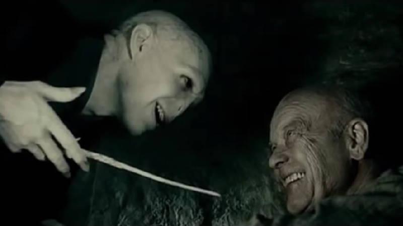Gellert Grindlewald Voldemort Harry Potter