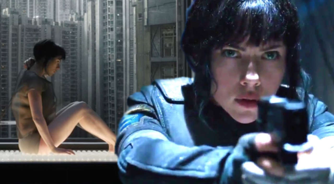 Ghost In The Shell Director Talks About Possible Sequels Casting Controversies