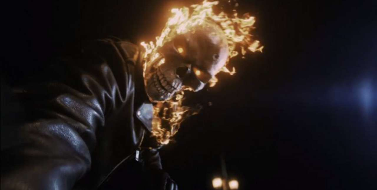 Ghost Rider's mere guest appearance for only half a season on Agents of S.H.I.E.L.D.
