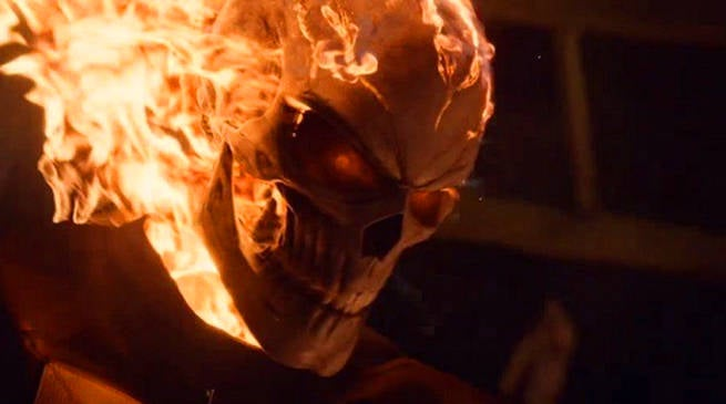 Ghost Rider Marvel Movie Netflix Series Gabriel Luna