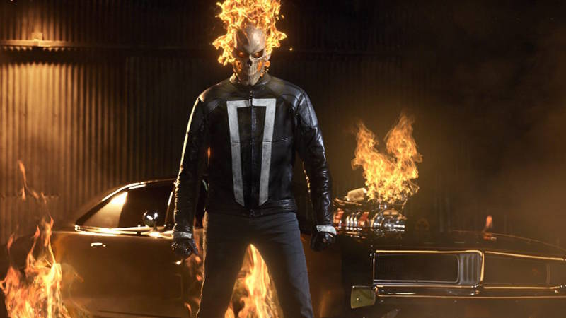 Ghost Rider Netflix Series LA