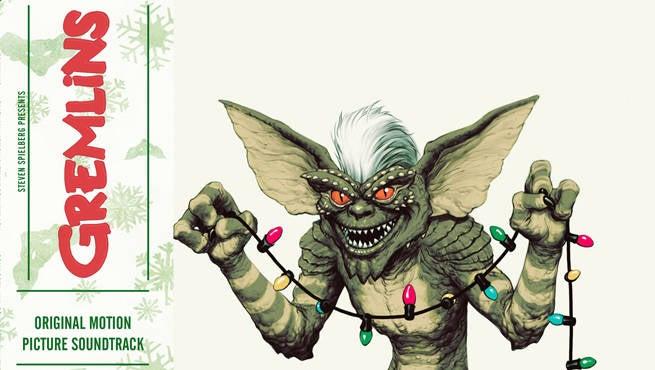 Gremlins Soundtrack Header