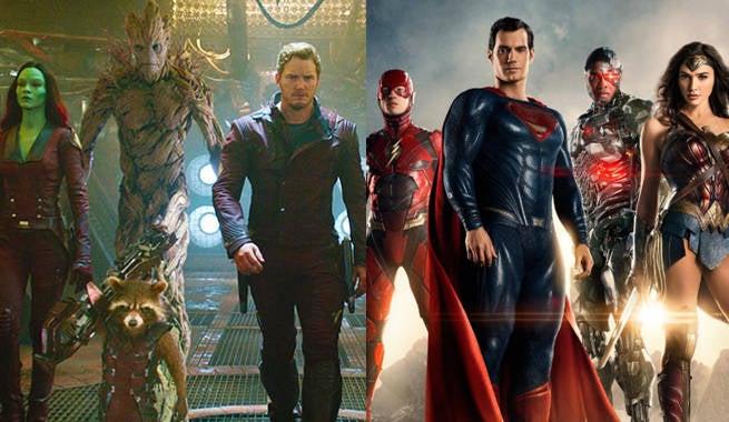 Guardians Justice League
