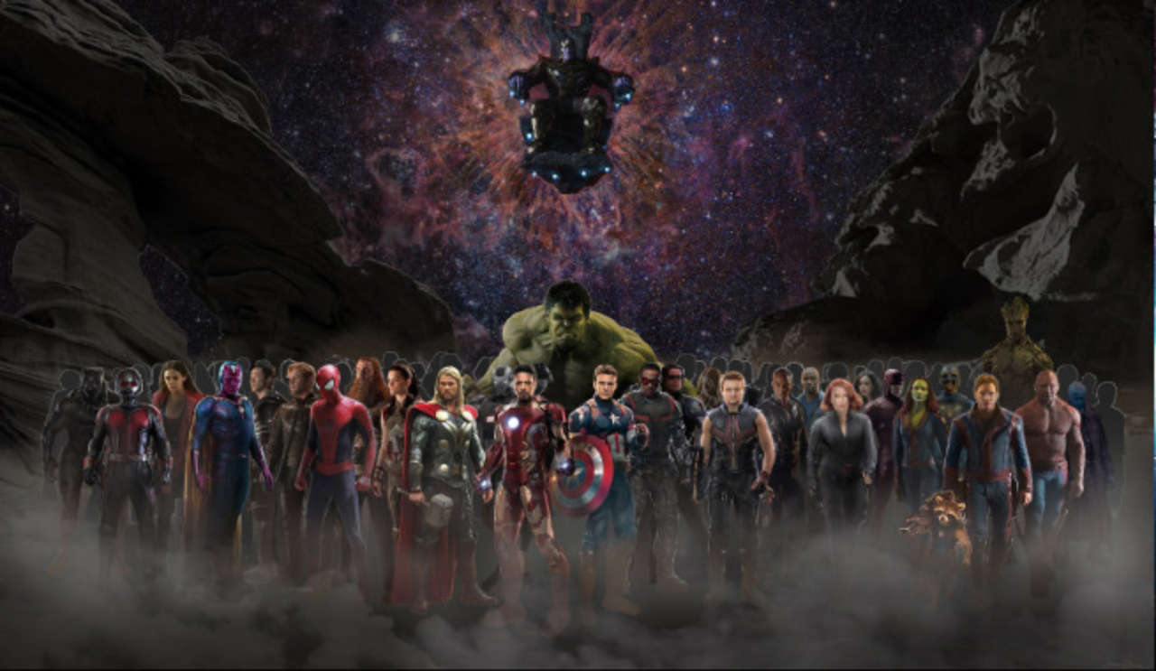 Avengers: Infinity War Now Casting For Extras
